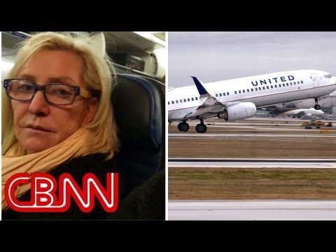 Plane Etiquette Ft. United Airlines Fat Shaming Woman