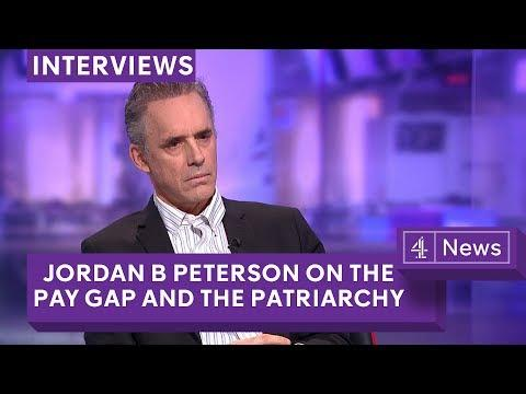 Jordan Peterson Debates Cathy Newman On Pay Gap, Campus Protests