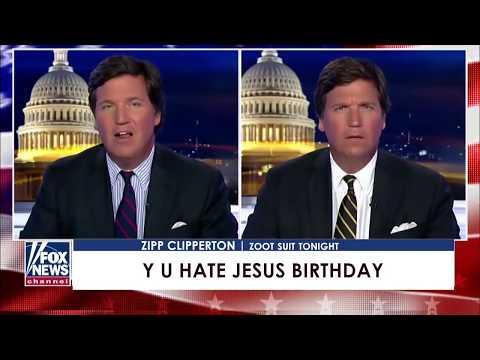 Tucker VS Tucker: War On Christmas Edition