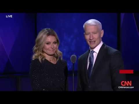 CNN Awards 2018 Hero of the Year