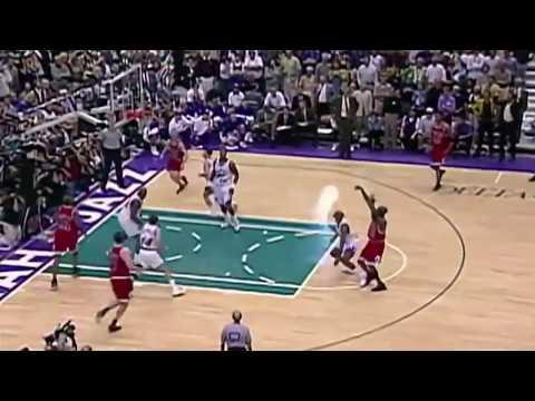 RARE Jordan VS. Bird Footage