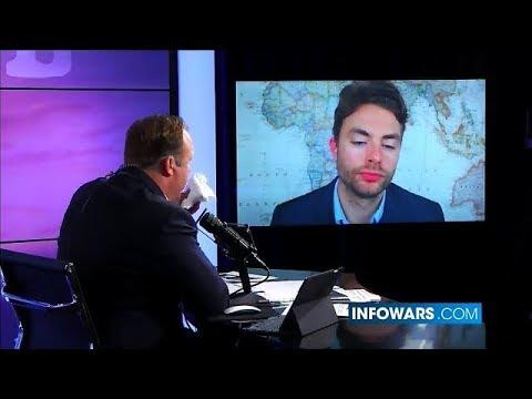 Even Paul Watson Can't Deal With Alex Jones Sometimes