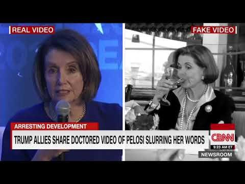 This Fake Video of Nancy Pelosi is Fooling The American Public