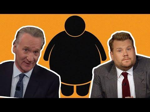 Bill Maher And James Corden Are BOTH Right About America's Obesity Problem