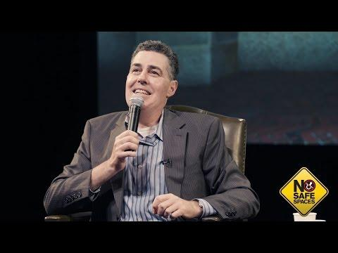 Adam Carolla Talks About His 'White Privilege'