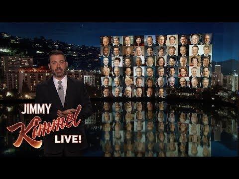 Jimmy Kimmel On Las Vegas Mass Shooting