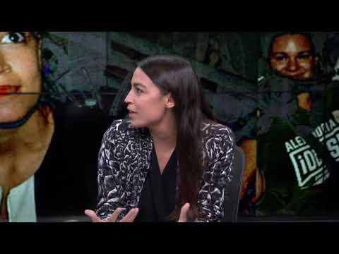 Ocasio Cortez OBLITERATES Fox On Medicare For All