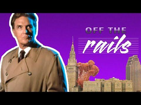 Off The Rails #13: Cleveland Balloon Disaster, Unsolved Mysteries, Bear Grylls