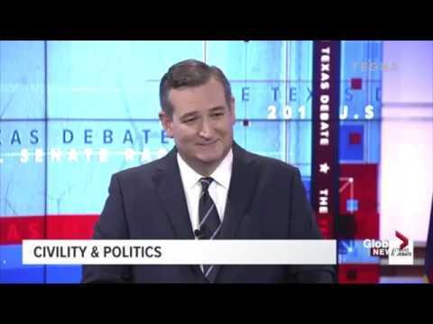 Ted Cruz CHEESIEST Debate Response EVER