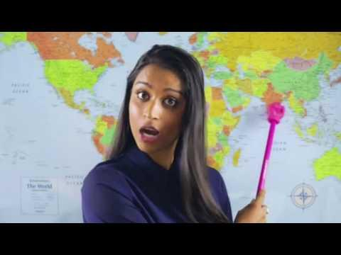 """Superwoman's """"Racist Geography Video"""" Is Just White Trash """"Jokes"""""""