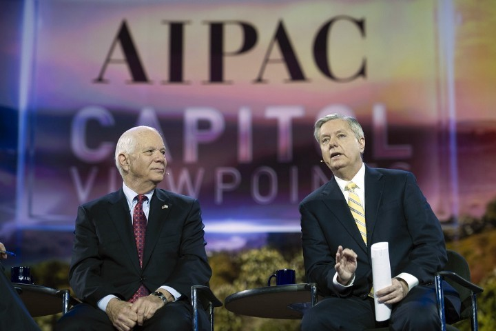 Cardin and Lindsey Graham