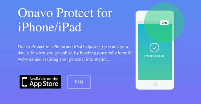 Onavo Protect Facebook VPN