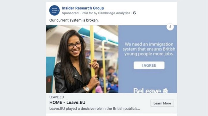 Immigration System is Broken ad