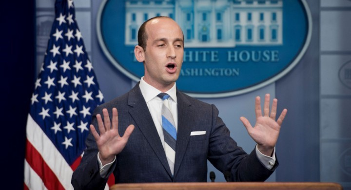 Stephen Miller Immigration