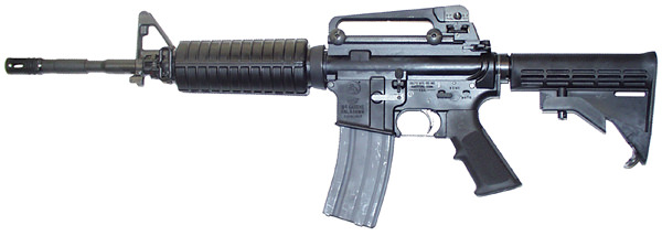 Semiautomatic Rifle