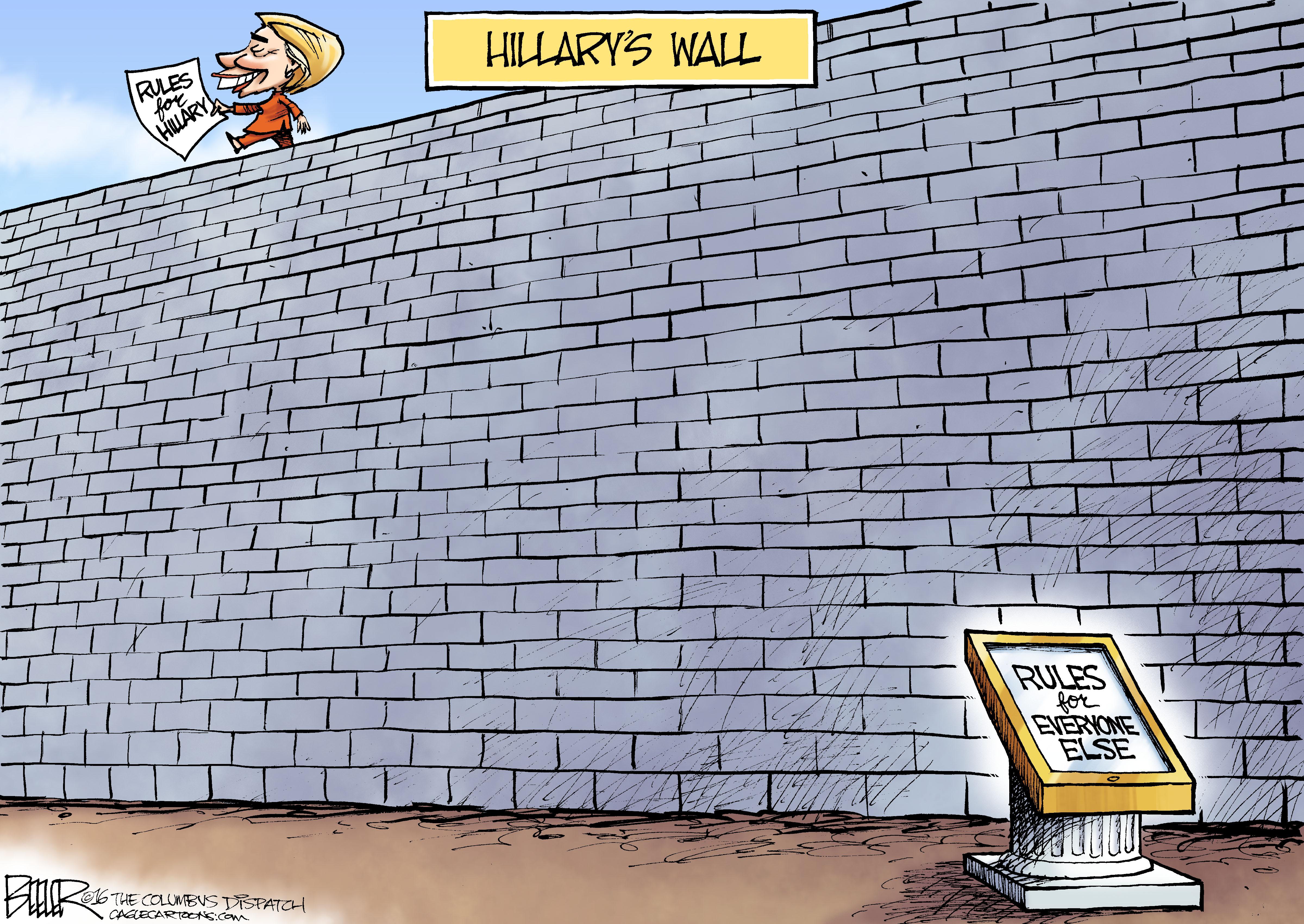 Clinton Rules