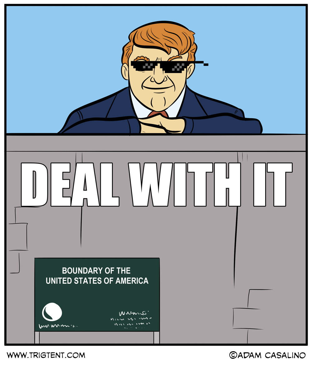 Deal With It...