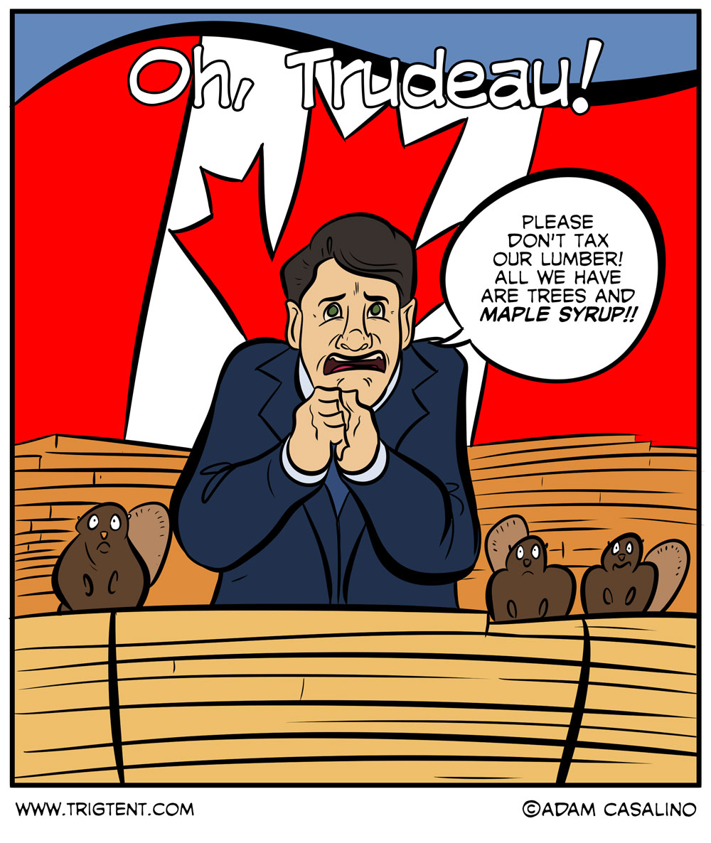 Oh, Trudeau