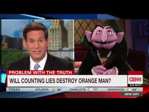 Meet WaPo's New Full Time Presidential Lie Counter