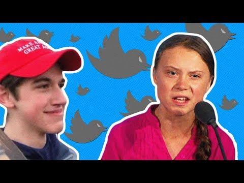 Double Standards: Greta Thunberg vs. Covington